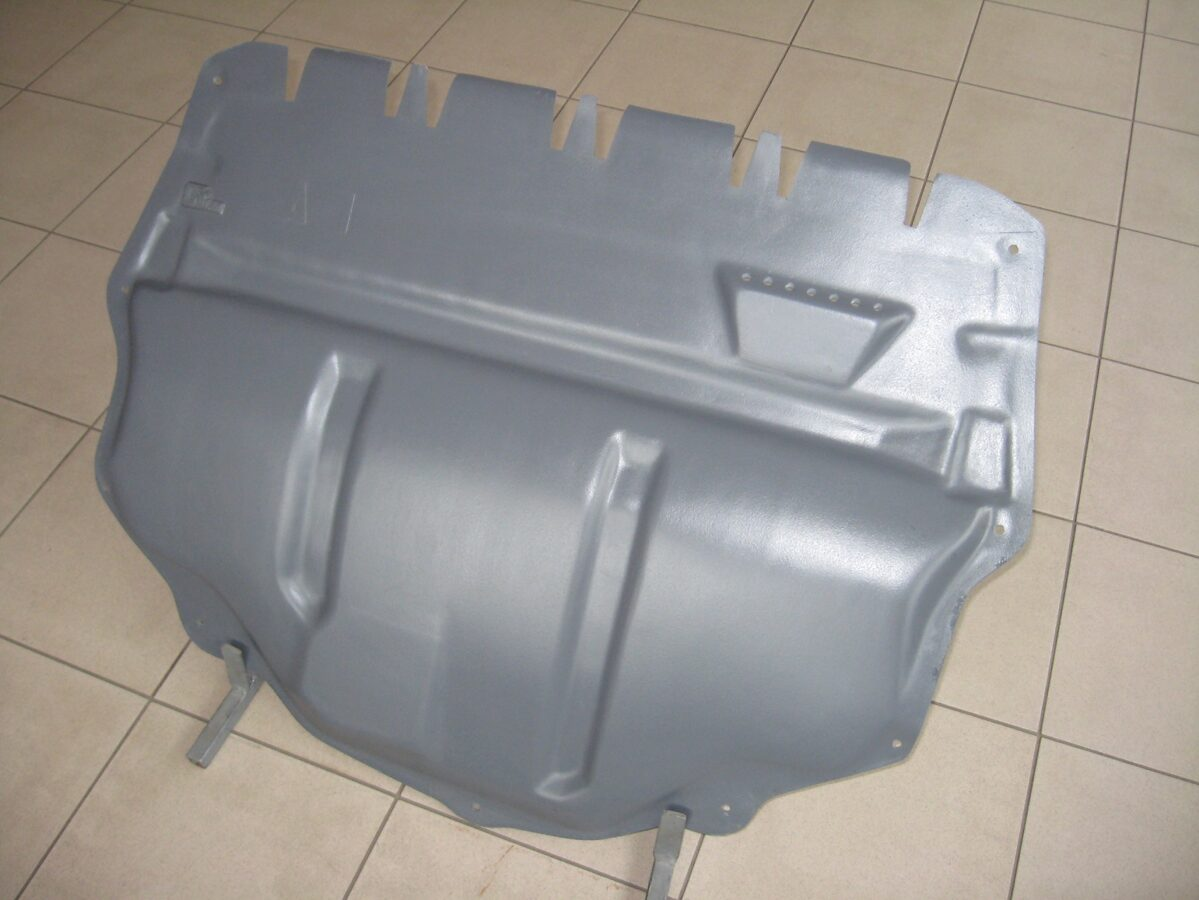 Skoda Roomster I ( 2006 - 2010 ) motora aizsargs