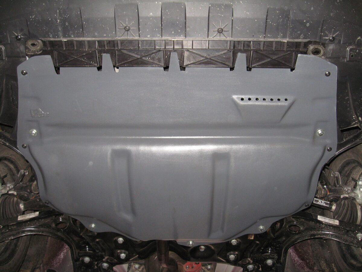 Skoda Praktik ( 2010 - 2015 ) restyle motora aizsargs