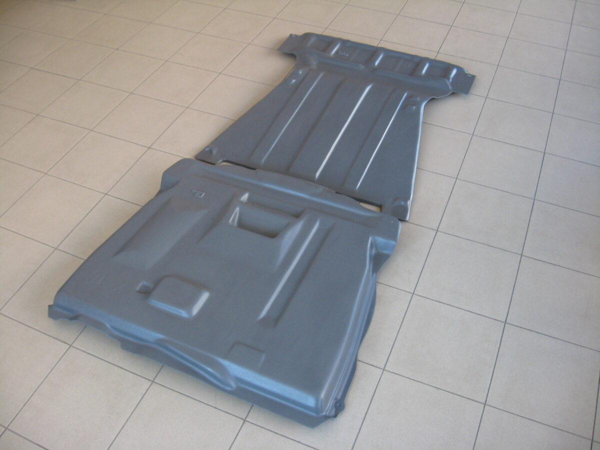 BMW X5 E53 ( 1999 - 2006 ) ( 2 parts ) motora aizsargs