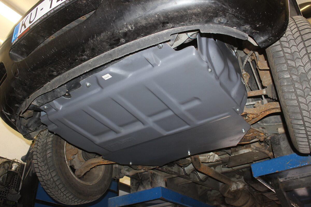 Dodge Caravan IV ( 2000 - 2007 ) ( 3 parts ) motora aizsargs