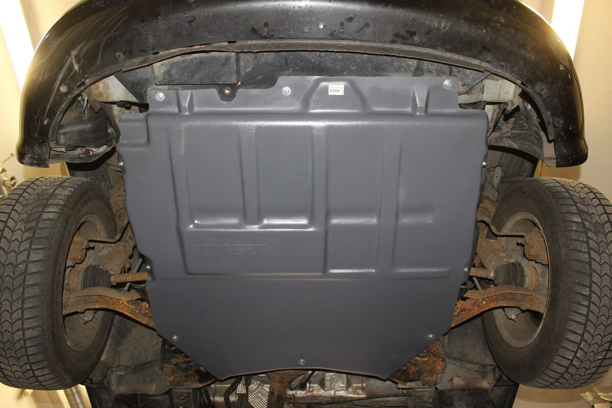Chrysler Voyager IV ( 2000 - 2004 ) ( 3 parts ) motora aizsargs