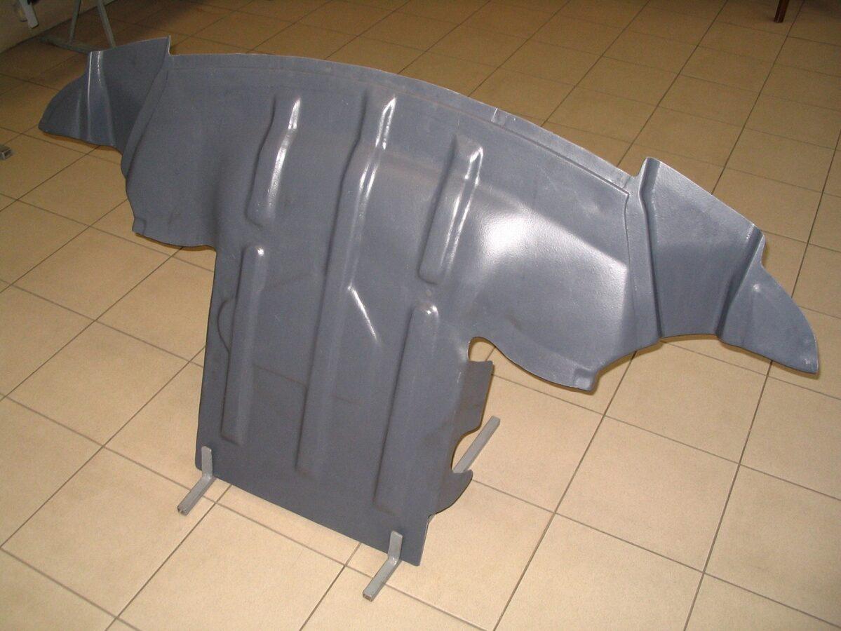 Dodge Challenger ( 2010 - 2014 ) restyle motora aizsargs