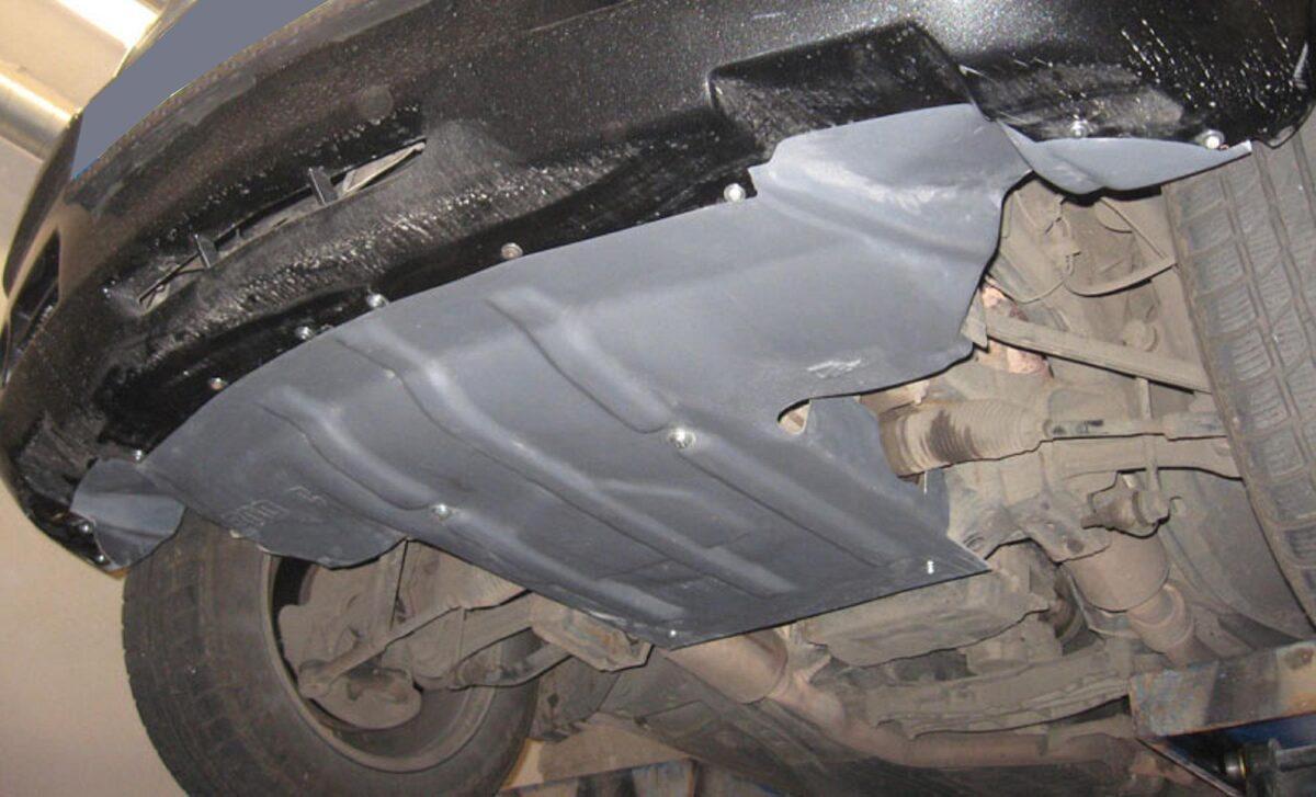 Chrysler 300C I ( 2004 - 2011 ) motora aizsargs