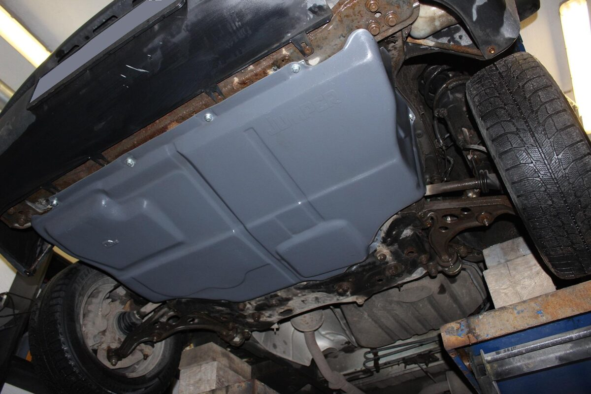 Fiat Ducato II ( 1993 - 2002 ) motora aizsargs