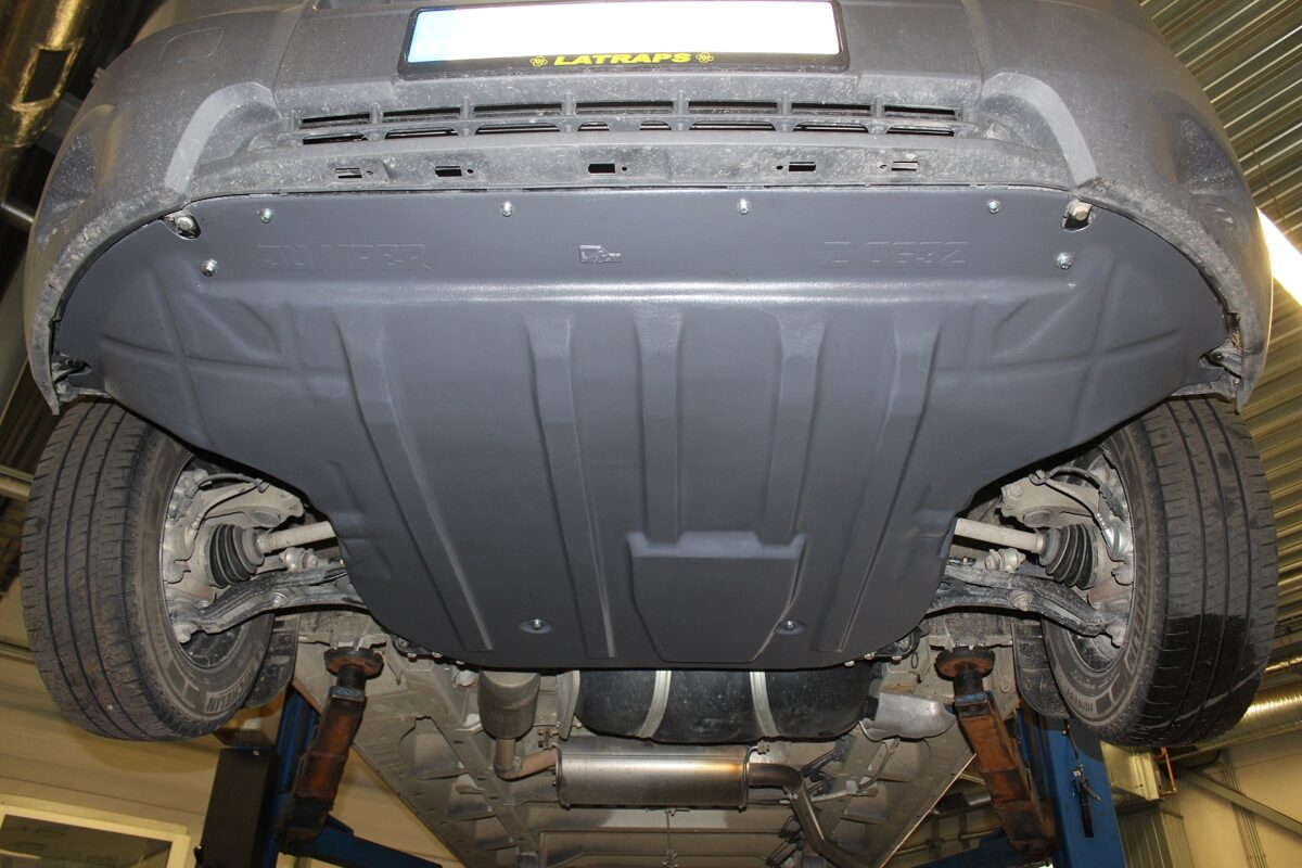 Fiat Ducato III ( 2014 - ... ) restyle motora aizsargs