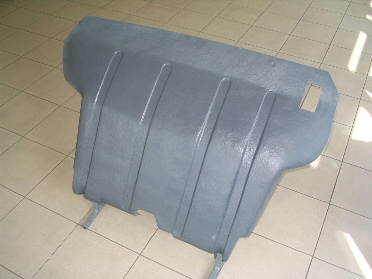 Fiat Punto II ( 1999 - 2003 ) motora aizsargs