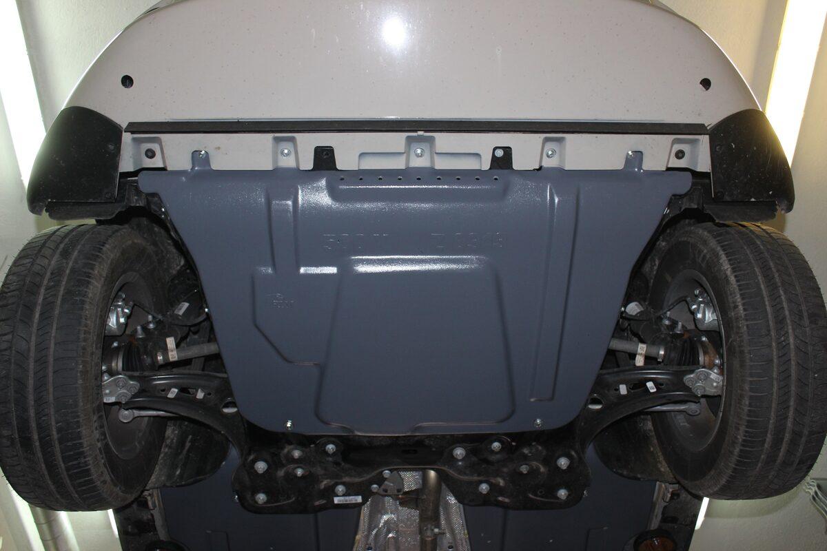 Jeep Renegade I ( 2014 - 2019 ) motora aizsargs