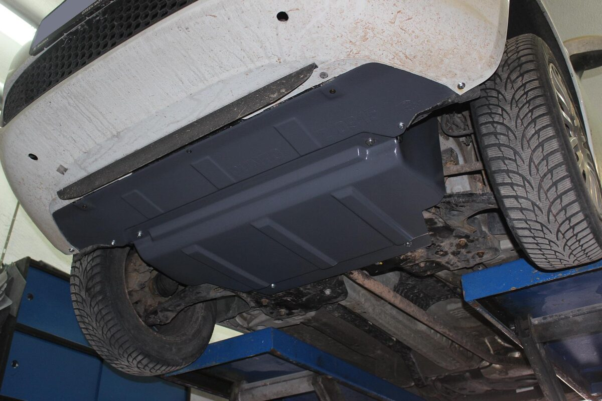Fiat Punto III ( 2012 - 2018 ) motora aizsargs