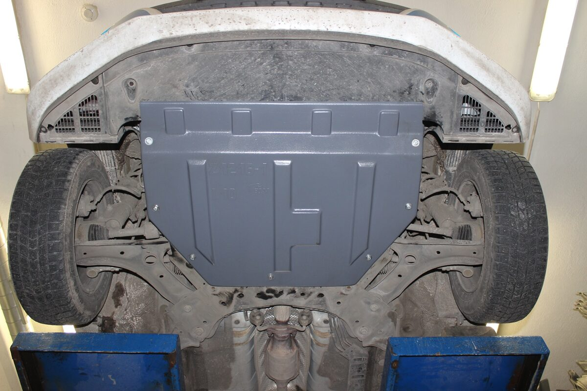 Hyundai i10 III ( 2019 - ... ) ( 3 parts ) motora aizsargs