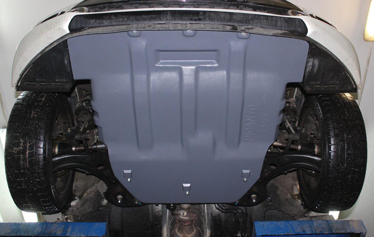 KIA Picanto III ( 2017 - ... ) motora aizsargs