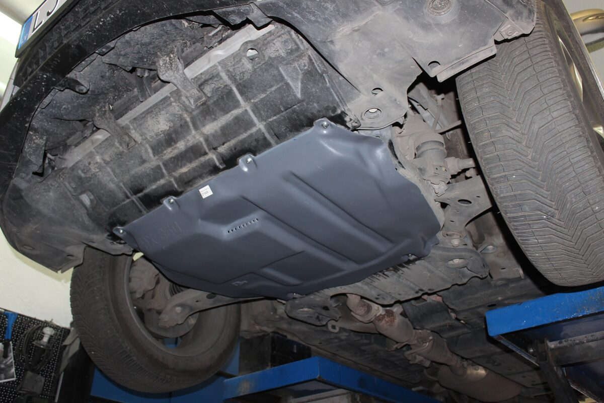 Lexus RX III ( 2008 - 2012 ) motora aizsargs