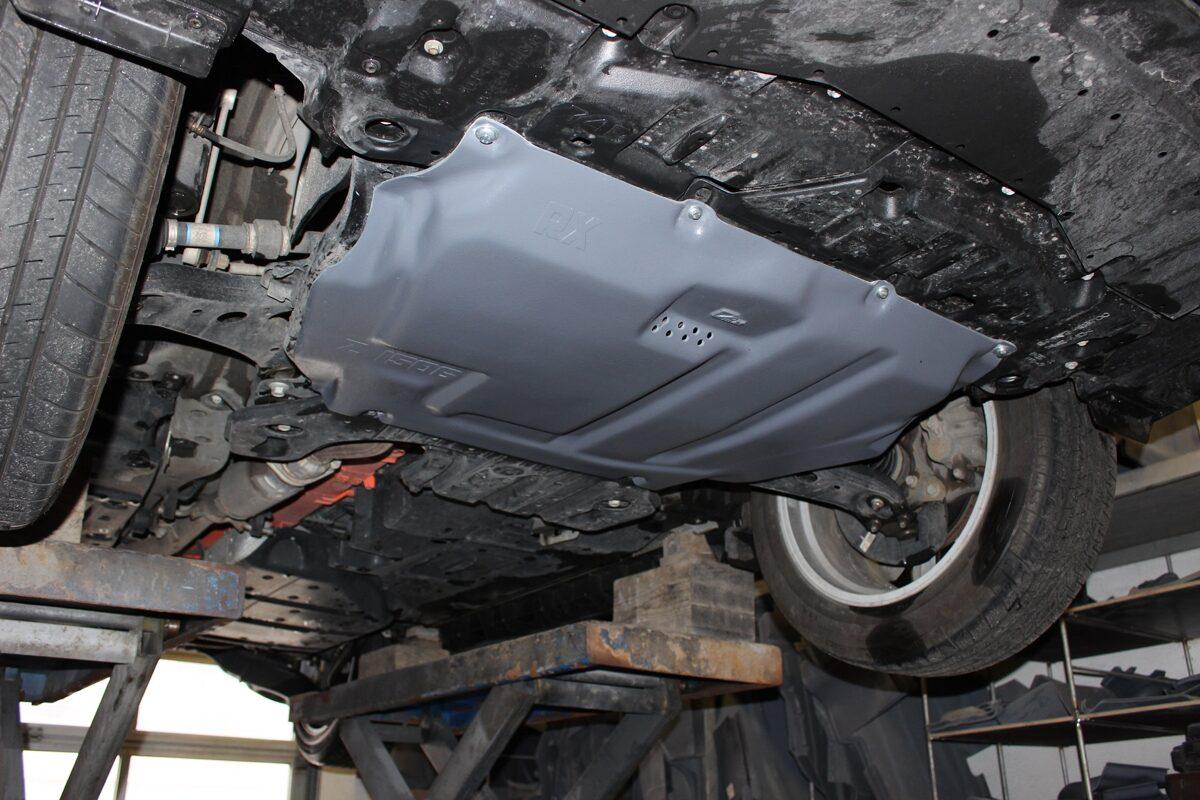 Lexus RX IV ( 2015 - 2019 ) motora aizsargs