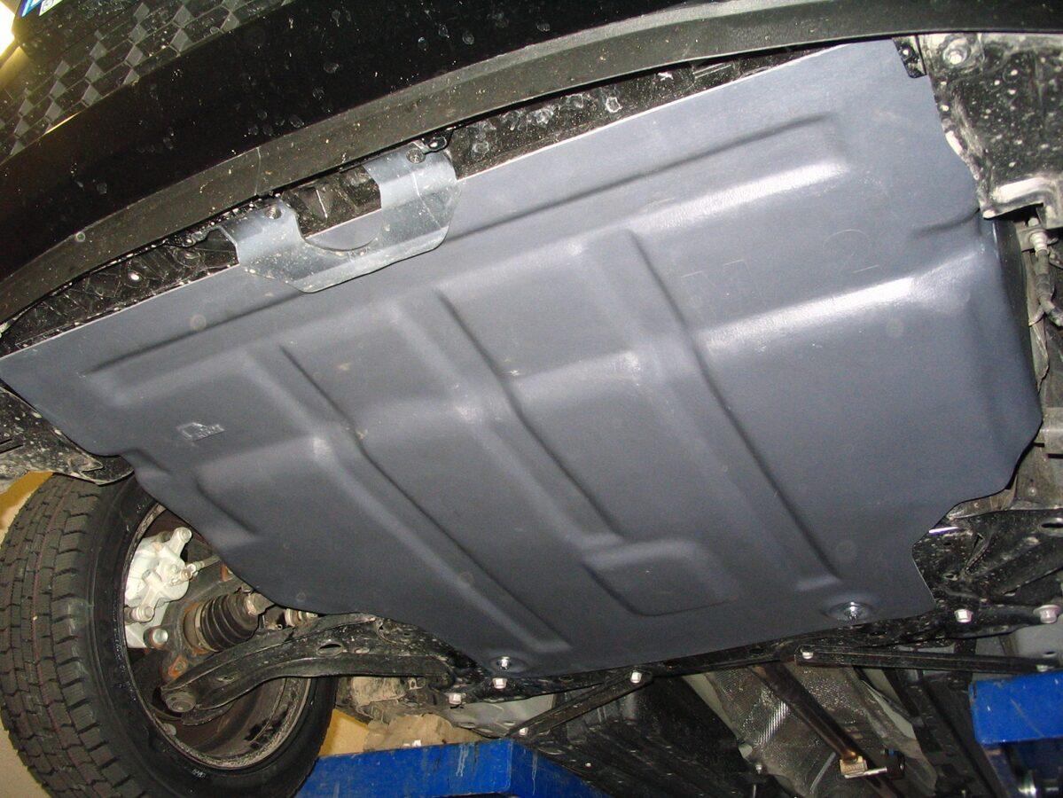 Mazda 2 II ( 2007 - 2010 ) ( Manual ) motora aizsargs