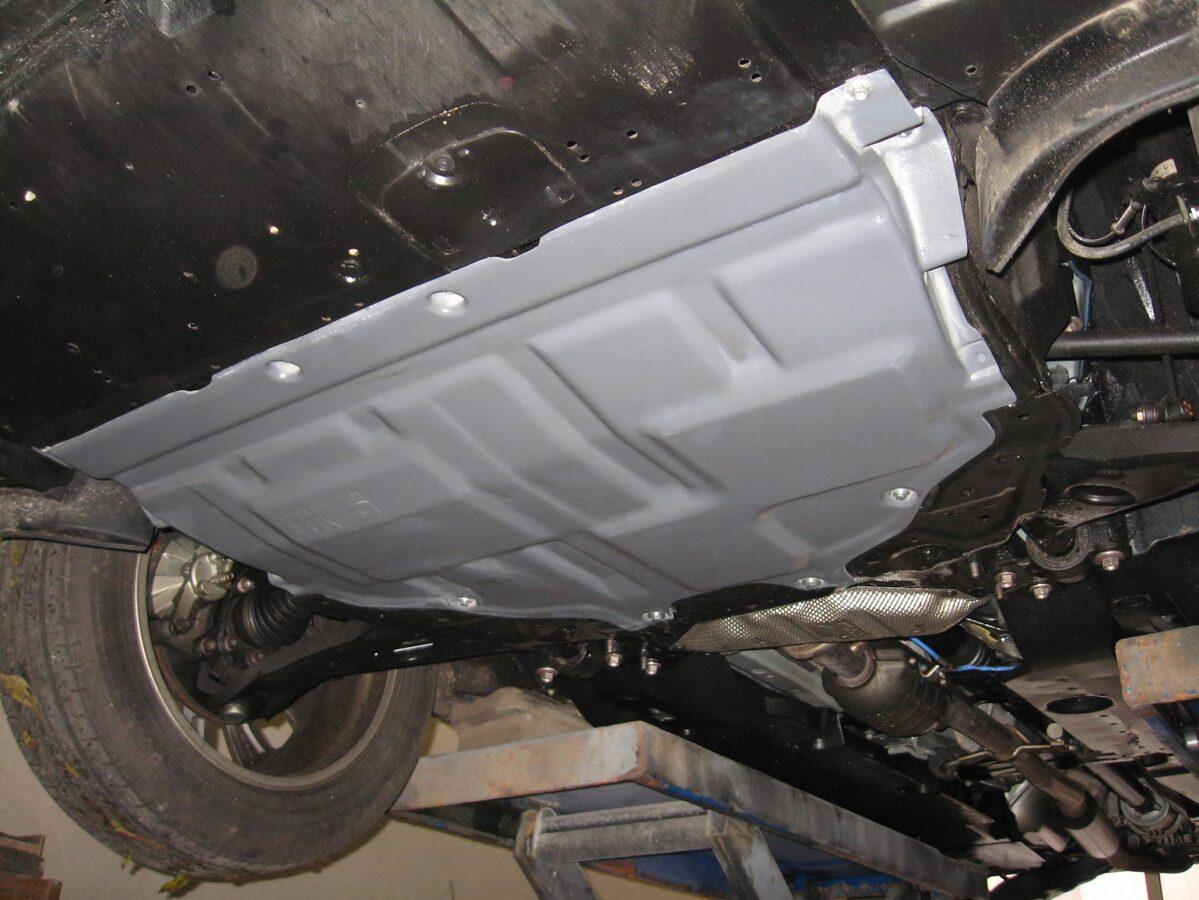 Mazda 3 III ( 2013 - 2017 ) motora aizsargs