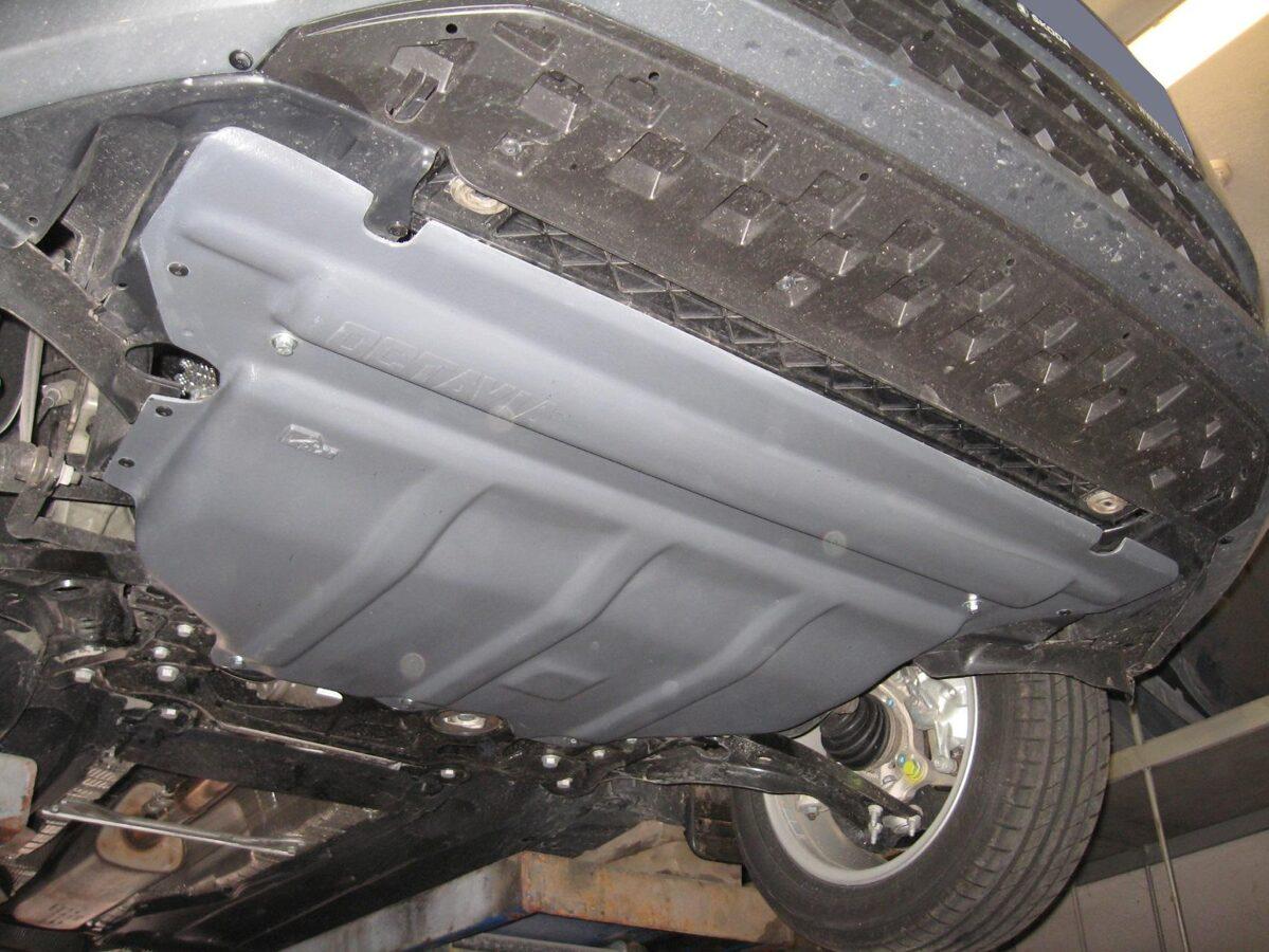 Skoda Octavia III ( 2013 - 2017 ) motora aizsargs