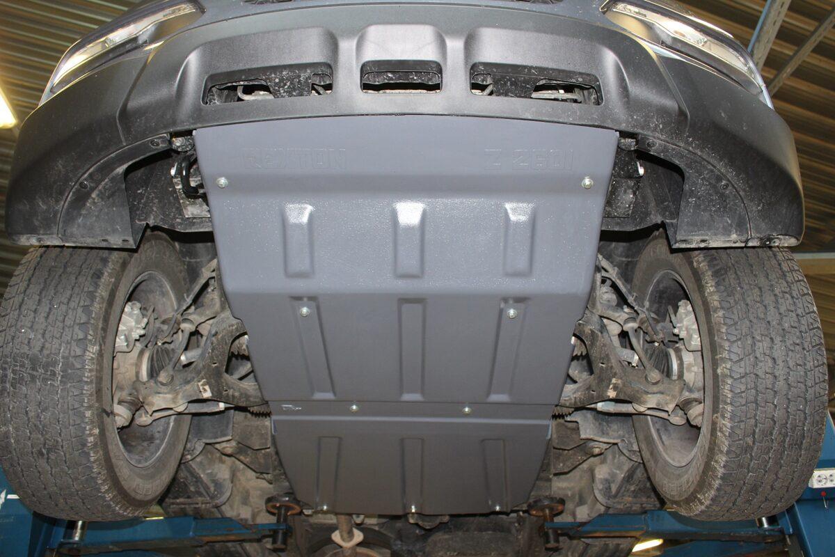SsangYong Rexton III ( 2012 - 2017 ) motora aizsargs
