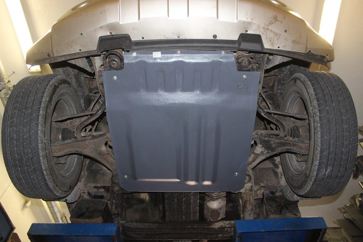 Suzuki Grand Vitara III ( 2012 - 2015 ) restyle II motora aizsargs