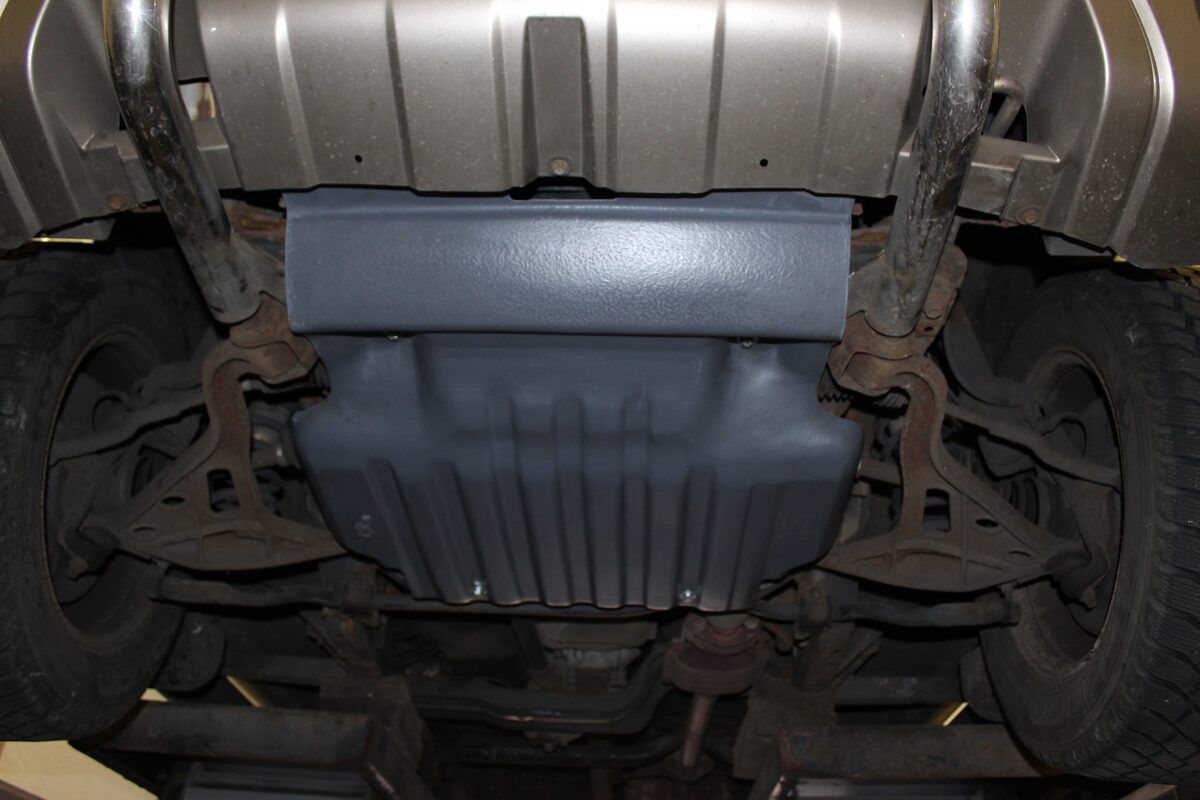 Suzuki Grand Vitara II ( 1997 - 2001 ) motora aizsargs