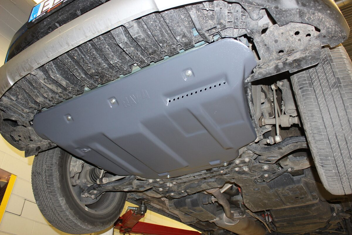 Lexus NX I ( 2014 - 2017 ) motora aizsargs