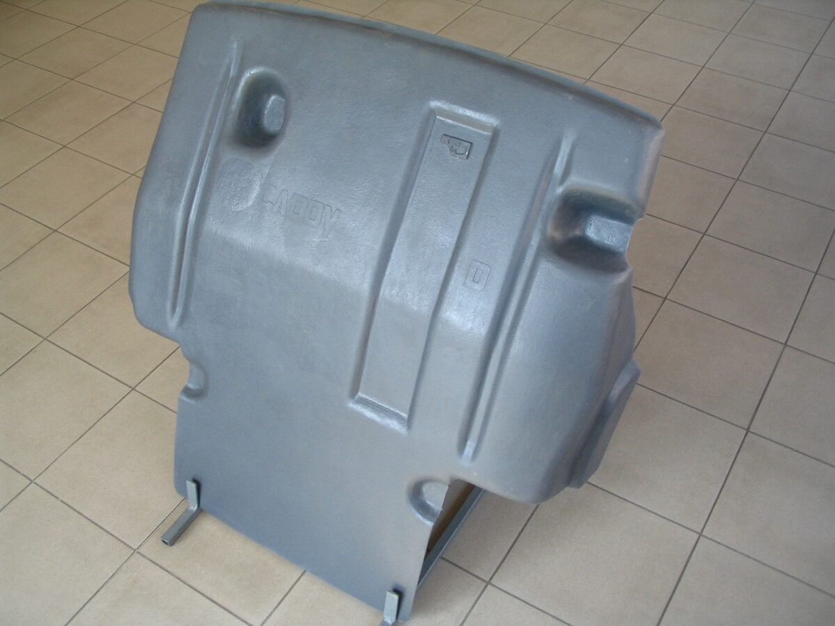Seat Inca ( 1995 - 2003 ) ( Diesel ) motora aizsargs