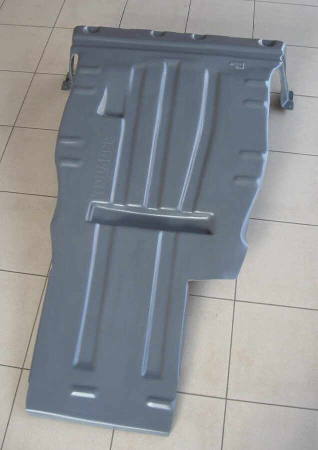Porsche Cayenne II ( 2010 - 2014 ) motora aizsargs