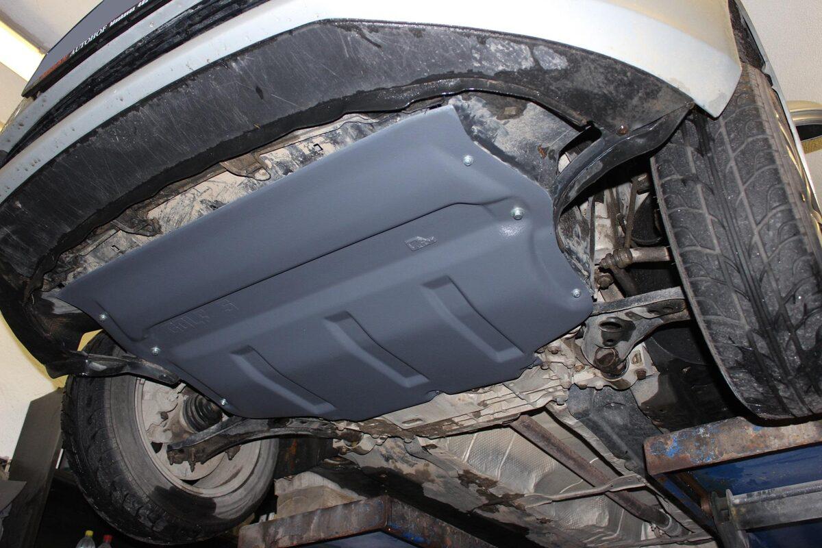 Seat Leon II ( 2009 - 2012 ) restyle motora aizsargs