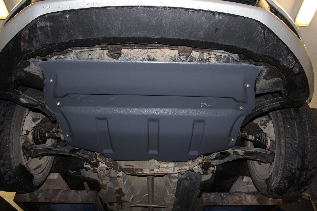 Skoda Superb II ( 2008 - 2013 ) motora aizsargs