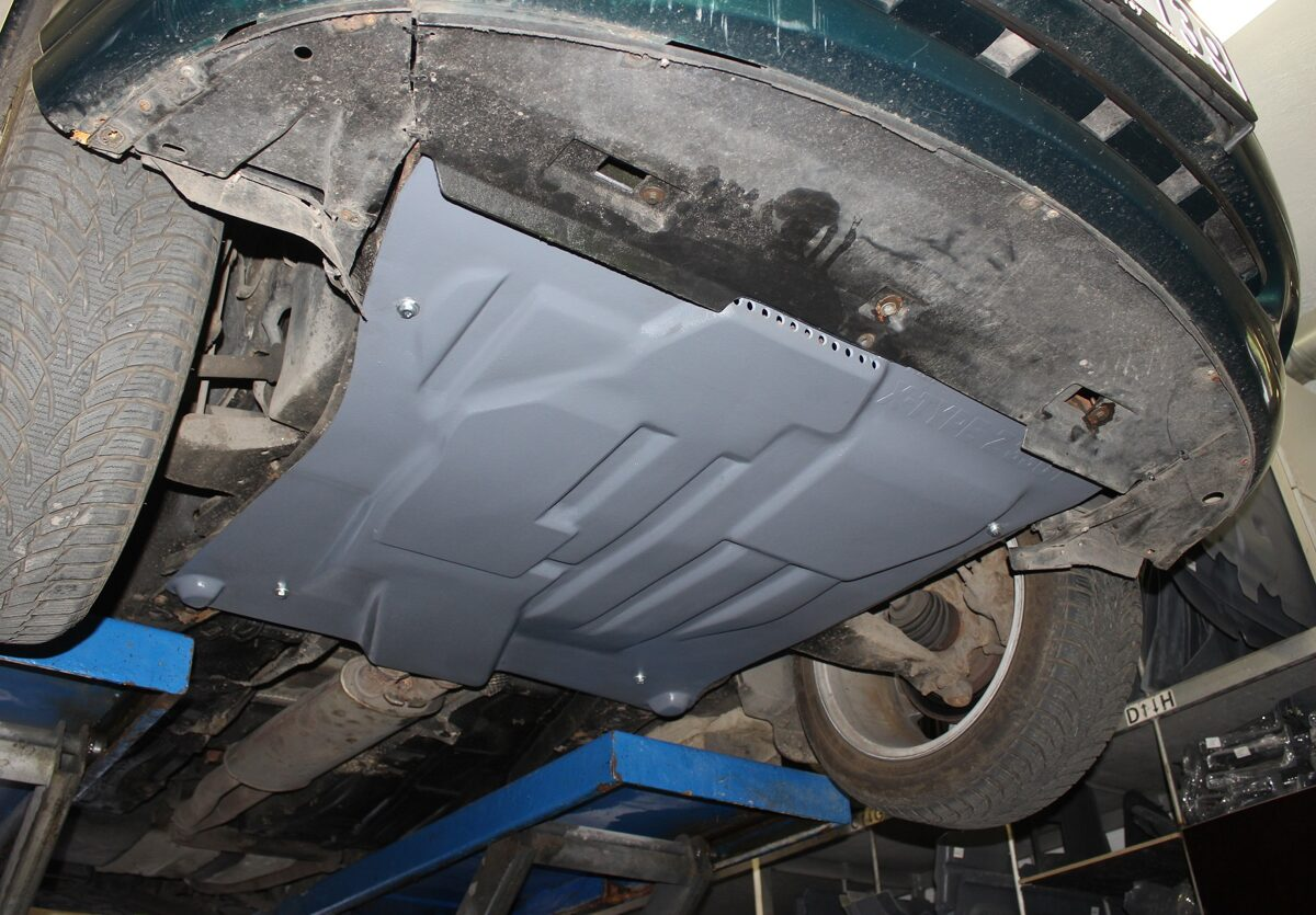 Jaguar X-Type I ( 2001 - 2008 ) motora aizsargs