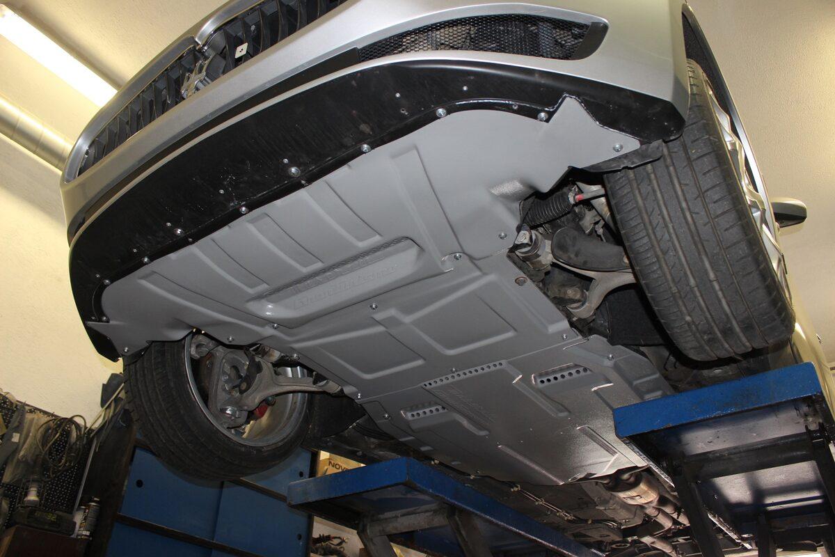 Maserati GranTurismo ( 2007 - 2019 ) ( 2 parts ) motora aizsargs