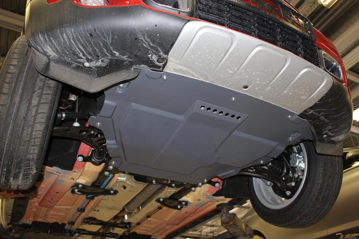 Mini Countryman ( R60 ) ( 2010 - 2016 ) motora aizsargs