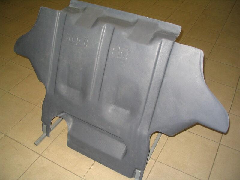 Audi 80 ( B3 ) ( 1986 - 1991 ) motora aizsargs