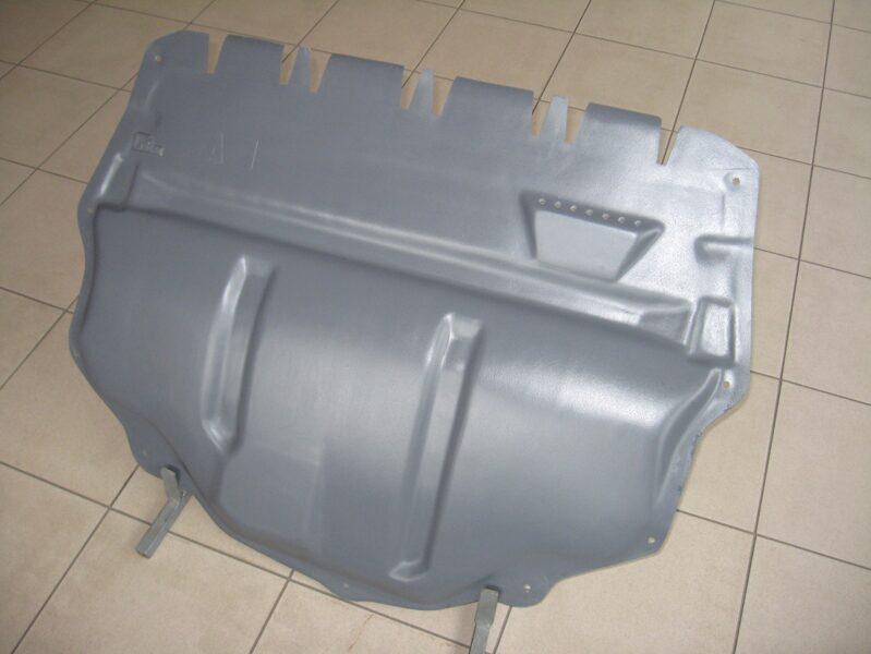Skoda Fabia II ( 2007 - 2010 ) motora aizsargs