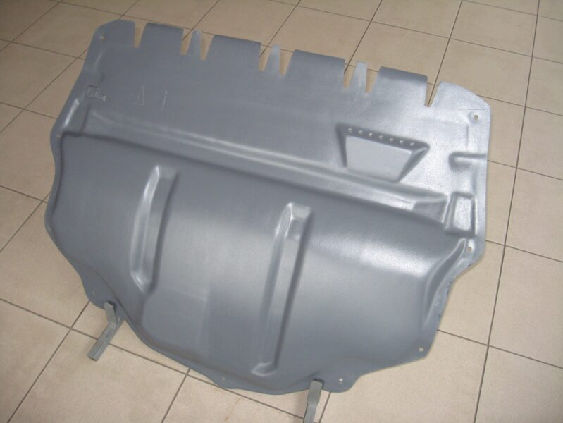 Seat Ibiza III ( 2006 - 2008 ) restyle motora aizsargs