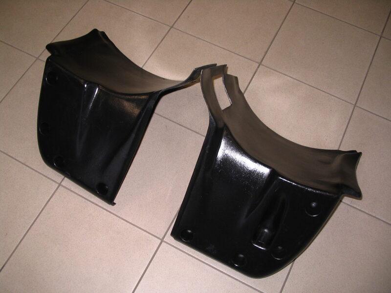 BMW 5 E39 ( 1995 - 2004 ) ( M-pack ) ( 2 parts L/R ) sānu malas