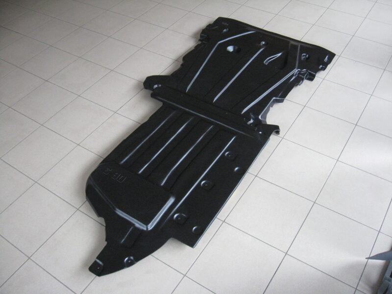 BMW 3 E90/E91 ( 2005 - 2010 ) ( 4WD ) ( 2 parts ) motora aizsargs