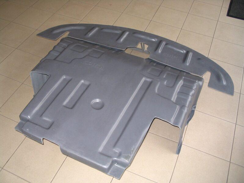 Chevrolet Epica I ( 2009 - 2012 ) restyle ( 2 parts ) motora aizsargs
