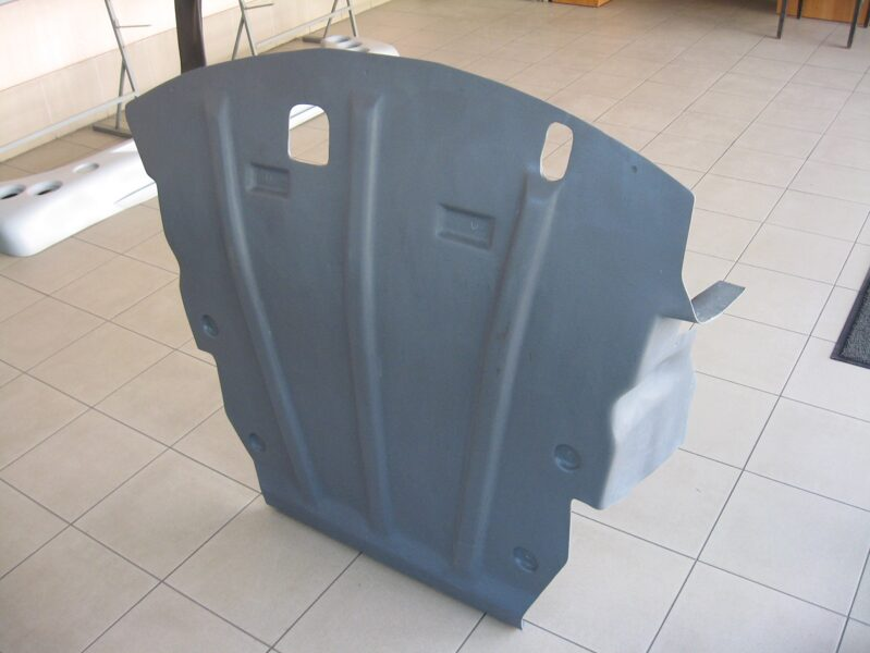 Chevrolet Captiva ( 2011 - 2013 ) restyle motora aizsargs