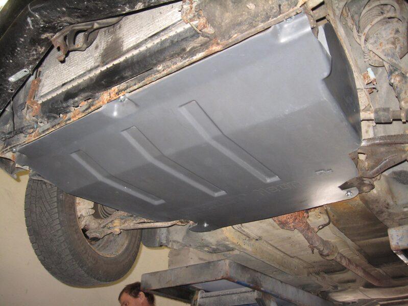 Chrysler Neon II ( 1999 - 2004 ) motora aizsargs