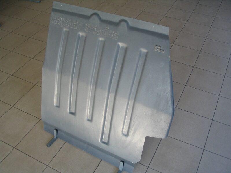 Chrysler Sebring II ( 2003 - 2006 ) restyle motora aizsargs