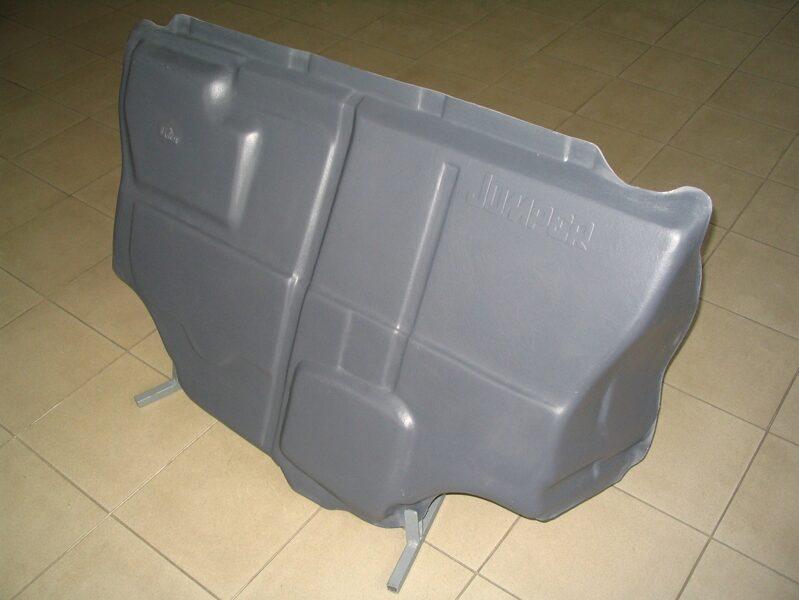 Fiat Ducato II ( 2002 - 2006 ) restyle motora aizsargs