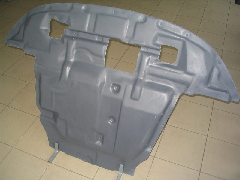 Citroen C-Crosser ( 2007 - 2013 ) ( Diesel ) motora aizsargs