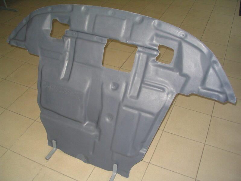 Citroen C-Crosser ( 2007 - 2013 ) ( Benzin ) motora aizsargs