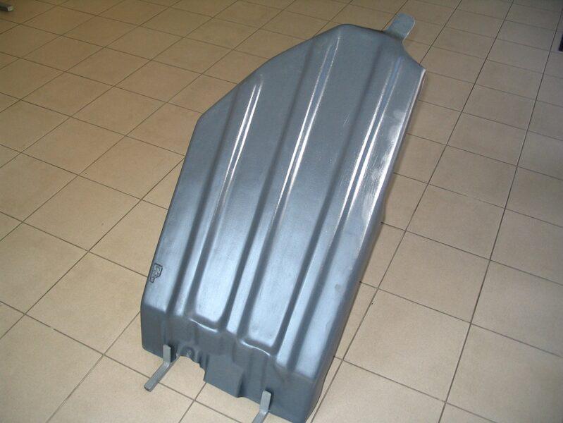 Citroen C-Crosser ( 2007 - 2013 ) ( Diesel ) FAP piedevas tvertnes aizsargs