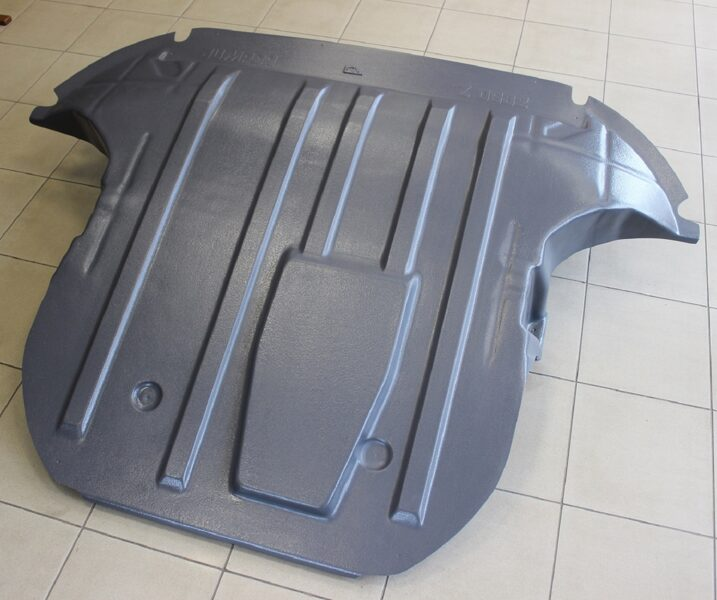 Fiat Ducato III ( 2006 - 2014 ) motora aizsargs