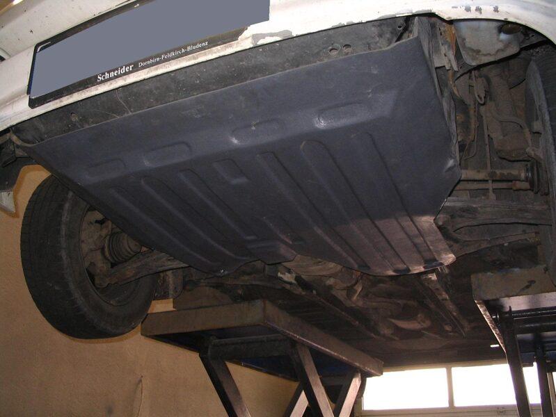 Ford Escort V ( 1991 - 1996 ) restyle ( Benzin ) motora aizsargs