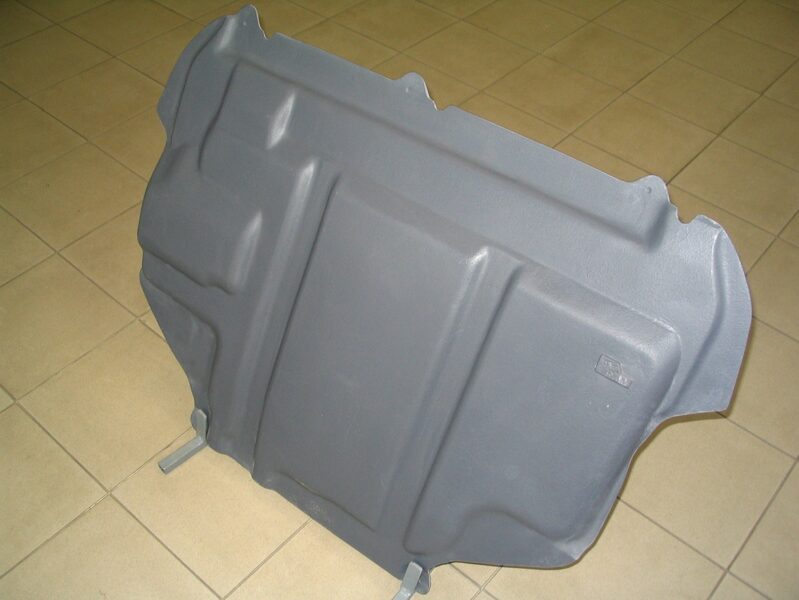 Ford C-Max I ( 2007 - 2010 ) restyle motora aizsargs