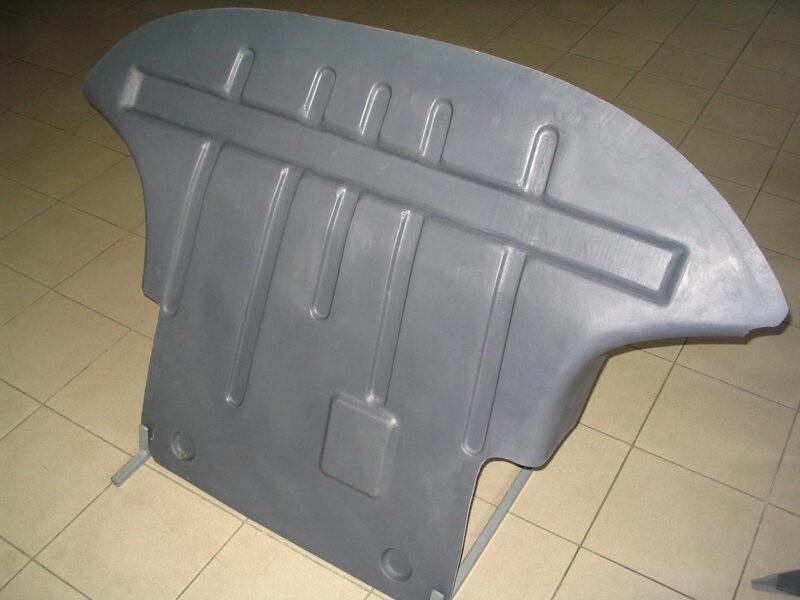 Ford Fiesta V ( 2002 - 2008 ) motora aizsargs