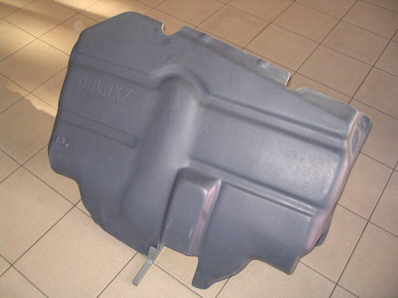 Seat Alhambra I ( 1996 - 2000 ) motora aizsargs