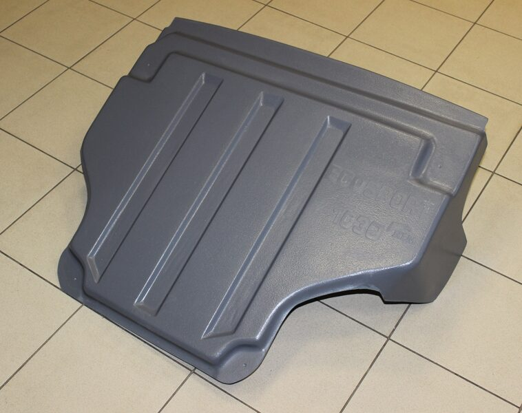 Ford EcoSport I ( 2017 - ... ) restyle motora aizsargs