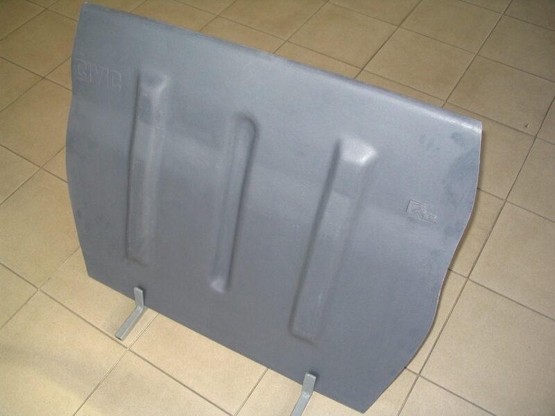 Honda Civic VIII ( 2005 - 2008 ) Sedan motora aizsargs